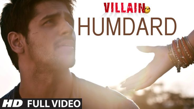 Hamdard Full Video Song | Ek Villain |The musical duo is back again!!!! Arijit Singh and Mithoon. Listen to this melodious track 'Humdard' in the voice of Arijit Singh from the movie Ek Villain starring Sidharth Malhotra and Shraddha Kapoor. It is directed by Mohit Suri.  Song: HUMDARD Singer: ARIJIT SINGH Lyrics: MITHOON Music: MITHOON Music Label: T-Series