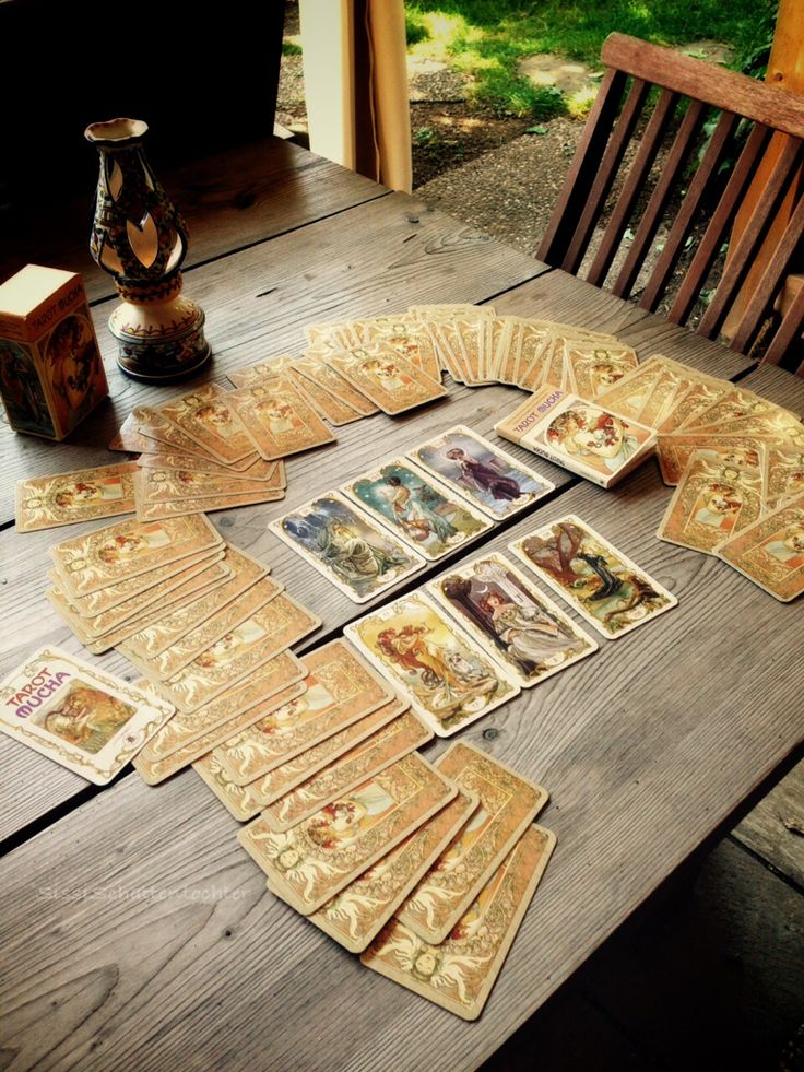 17 Best Ideas About Tarot Decks On Pinterest
