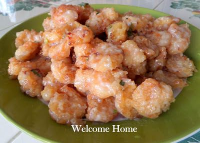 Welcome Home Blog: Search results for Shrimp in Creamy Coconut Sauce