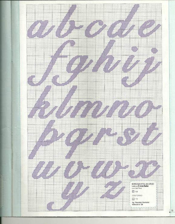 Gallery.ru / Фото #12 - ponto cruz 11 - ergoxeiro