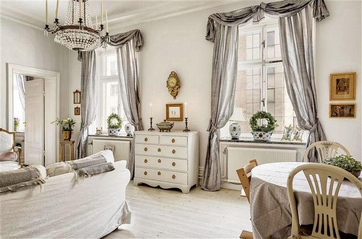 Style gustavien maison pinterest style chaleureuse for Pinterest maison de campagne