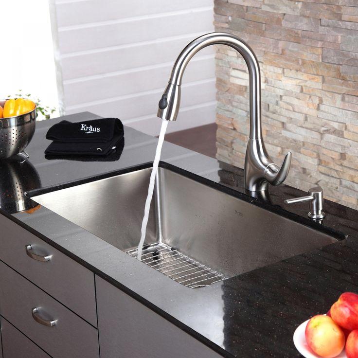 Soap Dispenser Kitchen Sink - Kitchen Trash Can Ideas Check more at http://www.entropiads.com/soap-dispenser-kitchen-sink/