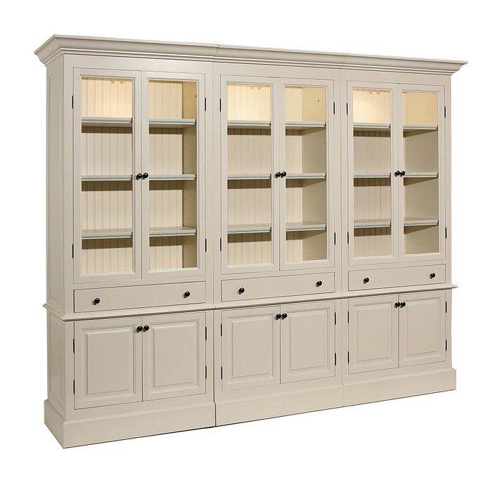 Smallspace Decor: French Restoration Manchester Standard Bookcase