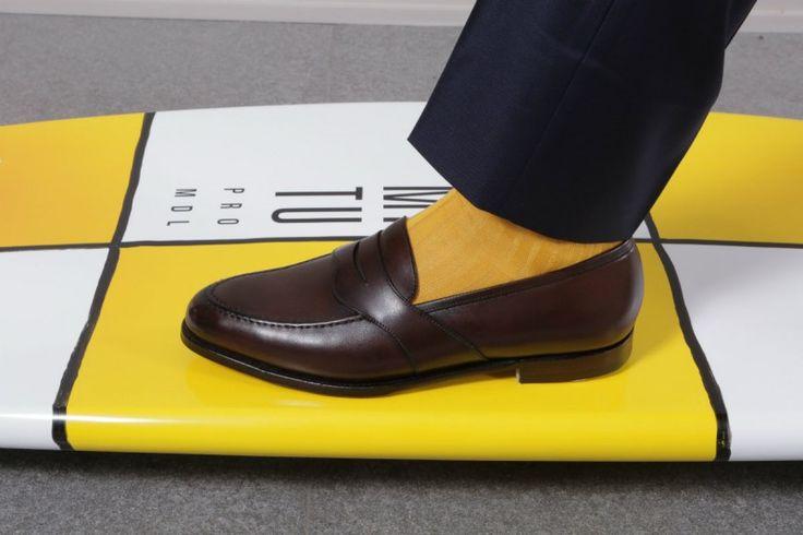 Wicket lance ses premiers souliers pour homme