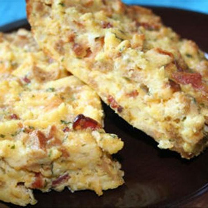 Easy Breakfast Casserole III Recipe (I like the idea of this, but also ...