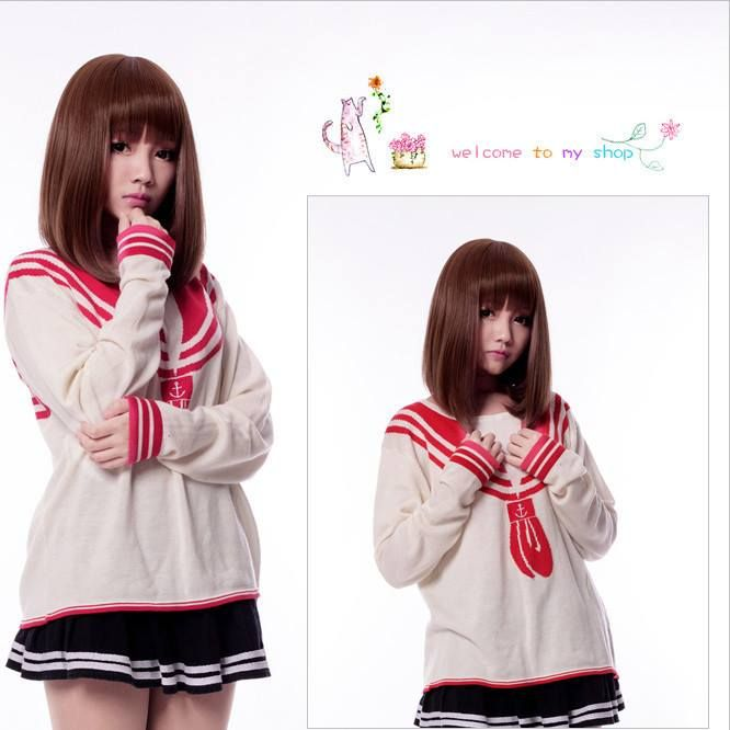 HARUMI COSPLAY WIG XD SHOP NOW: http://bit.ly/1yPtd1D #cosplaywig #cosplaysushi #cosplay #harumi