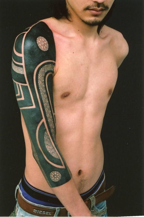Maori Tribal Tattoos Full Body: Cool Tribal Tattoos, Tribal