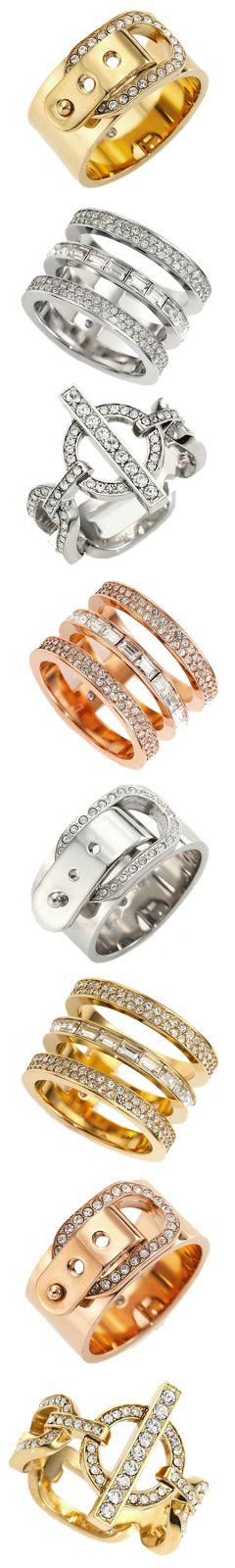 Michael Kors Assorted Rings