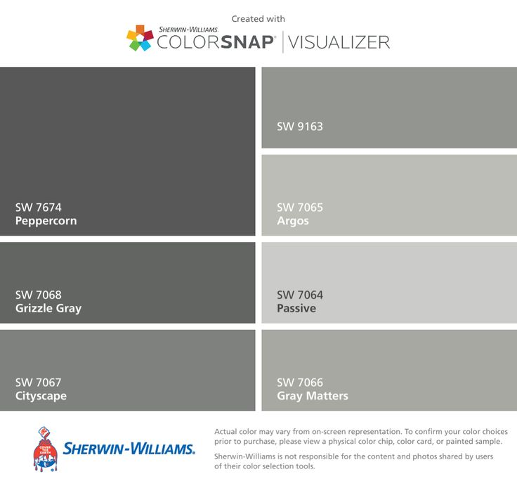 25 Great Ideas About Sherwin Williams Gray On Pinterest