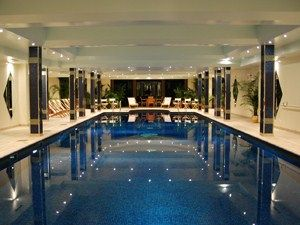 Bovey Castle Estate Spa and Hotel #Spa in the UK