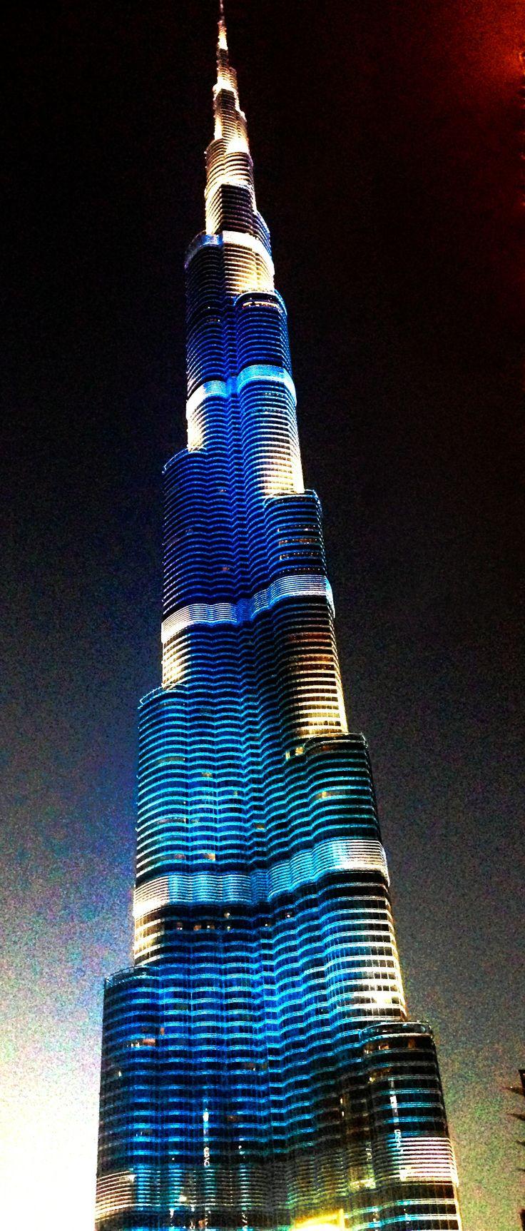 The Burj Khalifa, Expo 2020