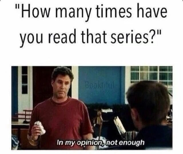 This is totally me with TID, especially any scene with Will & Tessa!!!