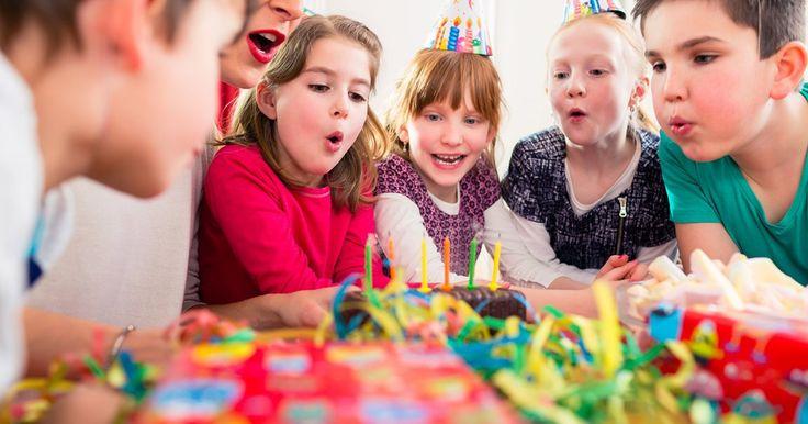 20 thèmes pour des fêtes d'enfants