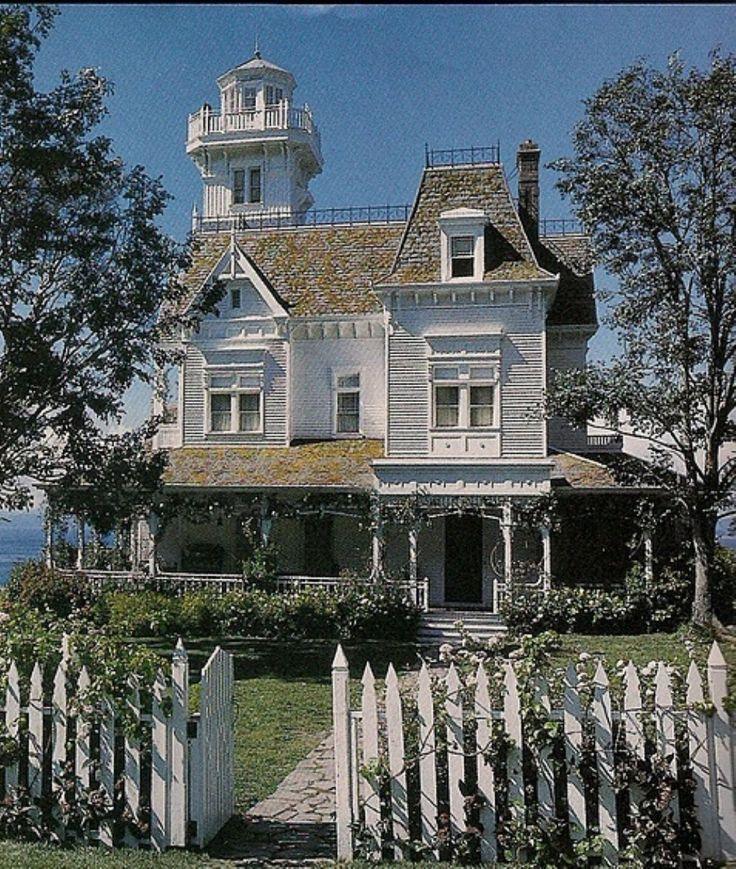Elegant victorian home exterior style (4)