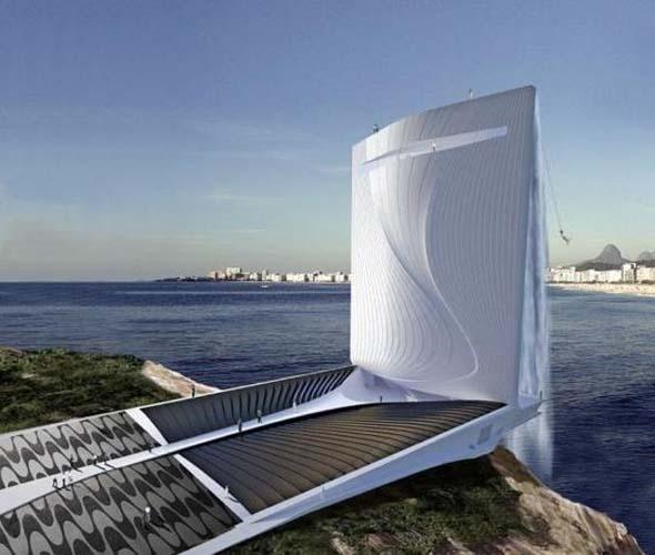 Solar City Tower: natura, tecnologia ed eco sostenibilità per Rio 2016