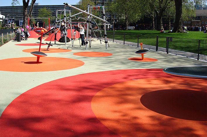 Martha Schwartz Partners - Projects - Parks - Stmarys