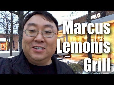 MLG: The Marcus Lemonis Grill (from CNBC's The Profit) in Lake Forest Illinois https://youtu.be/UA5hc-XA_d4