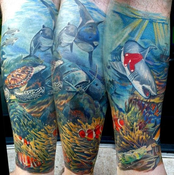 29 best images about land sea sky on pinterest trees for Inflictions tattoo covina ca