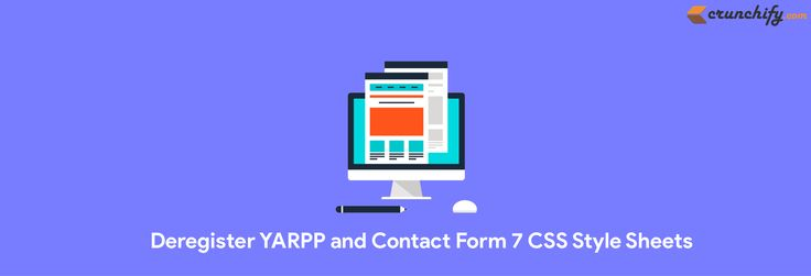 How to Deregister YARPP and Contact Form 7 CSS Style Sheet? #WordPress Optimization Steps https://crunchify.com/deregister-yarpp-contact-form-7-css-wordpress-optimization/