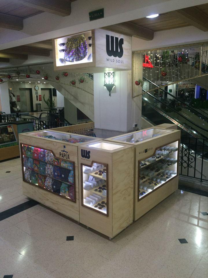 isla stand optica lentes plaza comercial - Buscar con Google