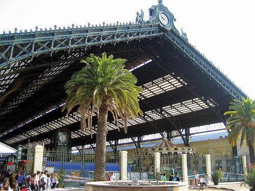 Estacion Central. Santiago