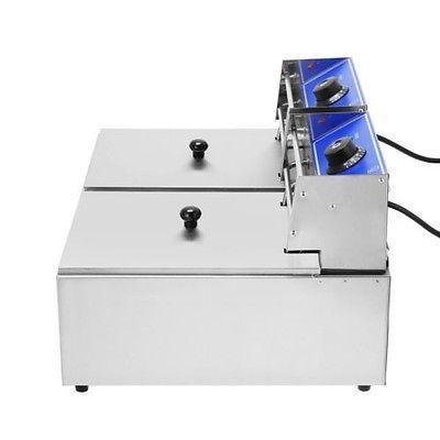 Commercial Electric Deep Fryer