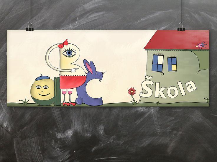 ŠKOLA, picture by Milan Drobek