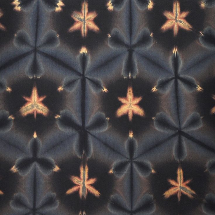 様々なテキスタイルのご紹介 -絞り染め・有松絞りの久野染工場-