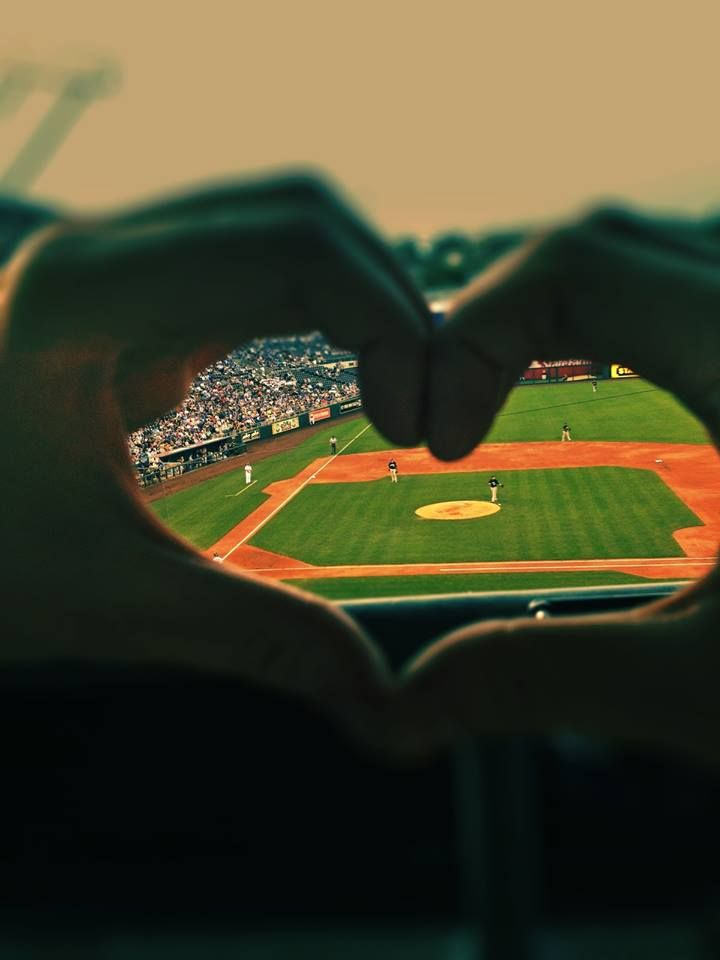 I've been so many cool, exciting places. But there's only one place where, no matter how many times I go, I have a constant smile on my face. My heart pounds. I feel just like a little kid. And that place is a baseball stadium. Doesn't matter whether it's major, minor, or farm league - as long as it's a baseball stadium.