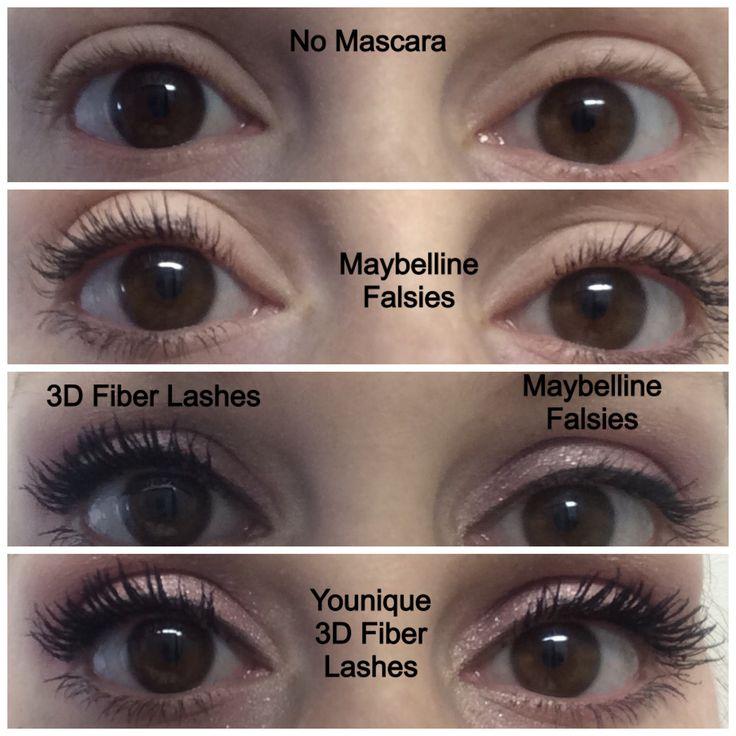 Younique's 3D Fiber Lash Mascara, all natural organic makeup!!! Shop here!!! http://www.youniqueproducts.com/limitlesslashes