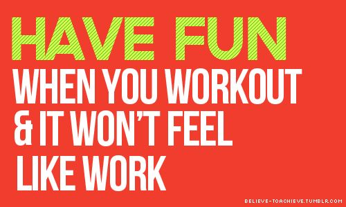Have fun when you workout and it won't feel like work. #juliomedina #shakeology #workout #motivation