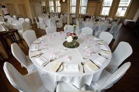 Room and table setting