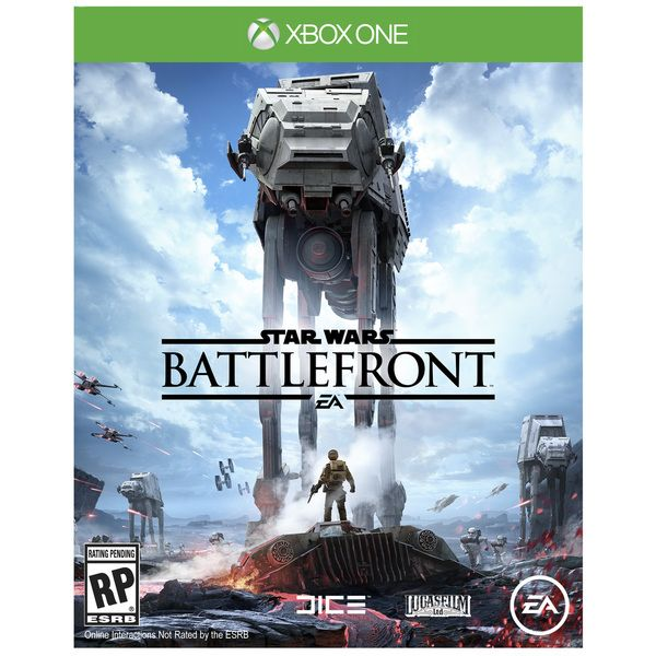 Buy Now Xbox One - Star Wars Battlefront and save $9! http://www.overstock.com/10100057/product.html?cid=245307