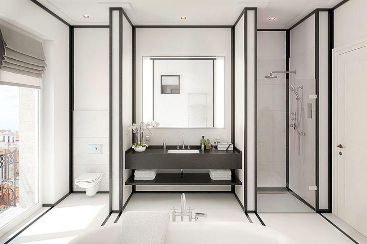 Cada una de las viviendas se planearon a detalle poniendo atención en las proporciones, elegantes acabados y sofisticados materiales.   Galería de fotos 5 de 7   AD MX