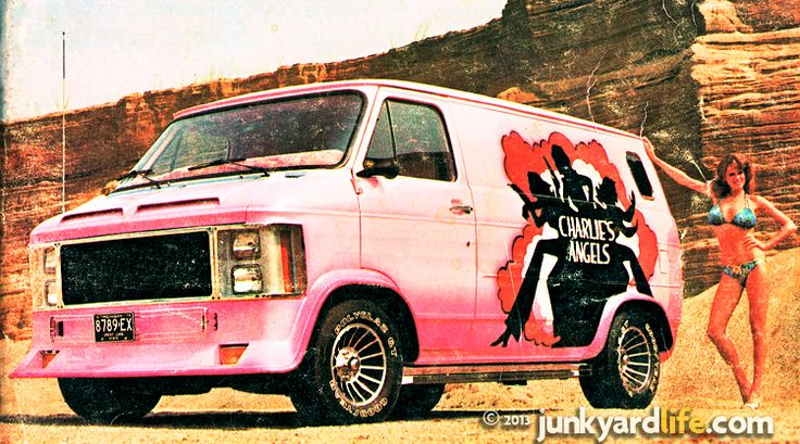 Van Shows From The 1970 Van Was Created For The