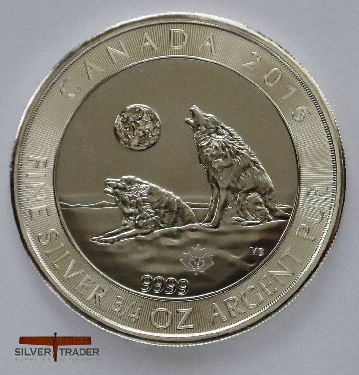 The 2015 Canadian Maple Leaf 1 ounce Silver bullion Coin is the official bullion coin of Canada, one of the most sought after bullion coins in the world.