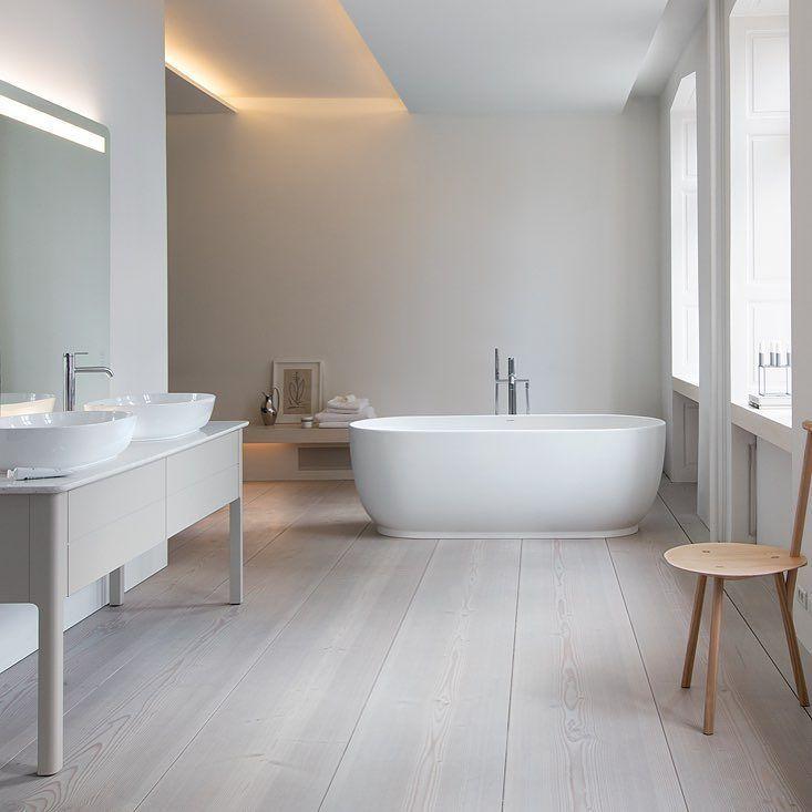 Die besten 25+ Waschtisch holz duravit Ideen auf Pinterest Ikea - sauna fürs badezimmer