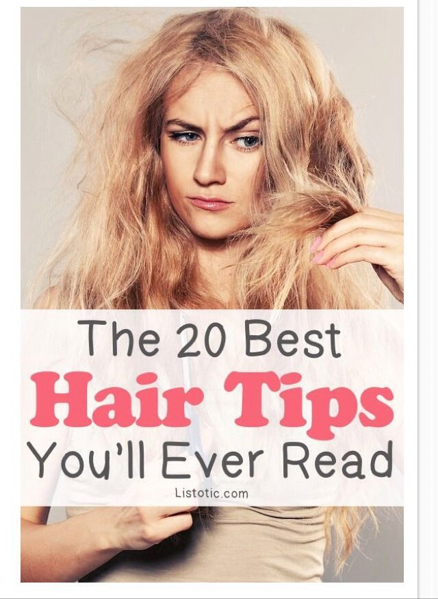 The 20 BEST Hair Tips You'll Ever Read! WOW!  #Fashion #Beauty #Trusper #Tip