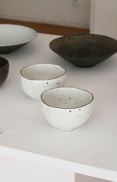 Modern looking kohiki style