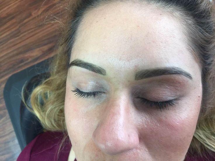 Pin by Newrain Eyebrow Threading on Eyebrow Tinting ...
