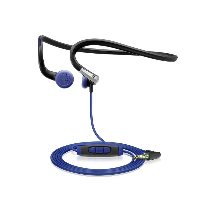 Sennheiser Adidas PMX 685i Sports Neckband Headphones, Black