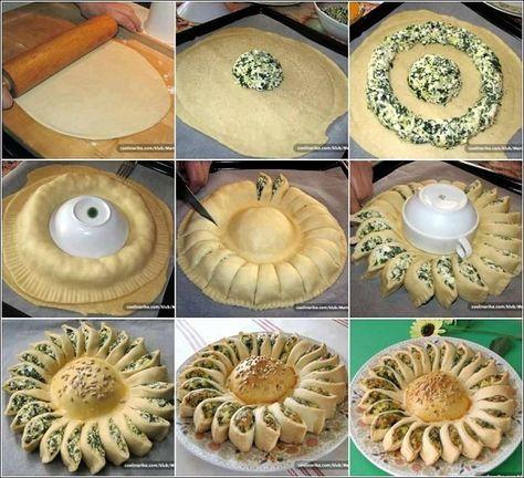 Savory Spinach Pie Recipe