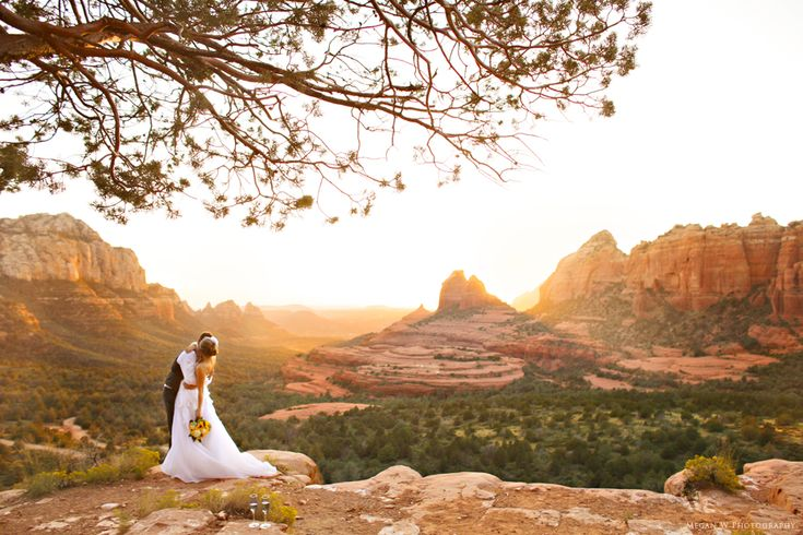 Sedona Elopement  |  Megan W Photography