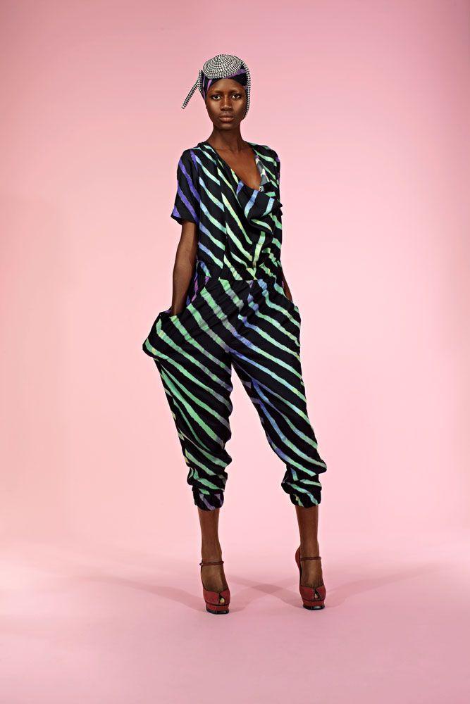 Suno Resort Collection #Suno #Jumpsuit ~Latest African Fashion, African Prints, African fashion styles, African clothing, Nigerian style, Ghanaian fashion, African women dresses, African Bags, African shoes, Nigerian fashion, Ankara, Kitenge, Aso okè, Kenté, brocade. ~DKK