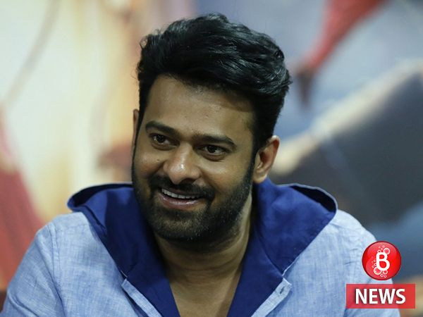 PIC: 'Baahubali' Prabhas gets a makeover, sports a new look