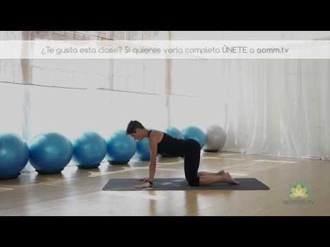 Pilates online - Para un despertar placentero - YouTube