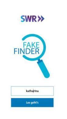 Neues Spiel zu Fake News, hier können Schüler lernen, wie sie Fake News erkennen, für Schule, Medienpädagogik, Jugendarbeit