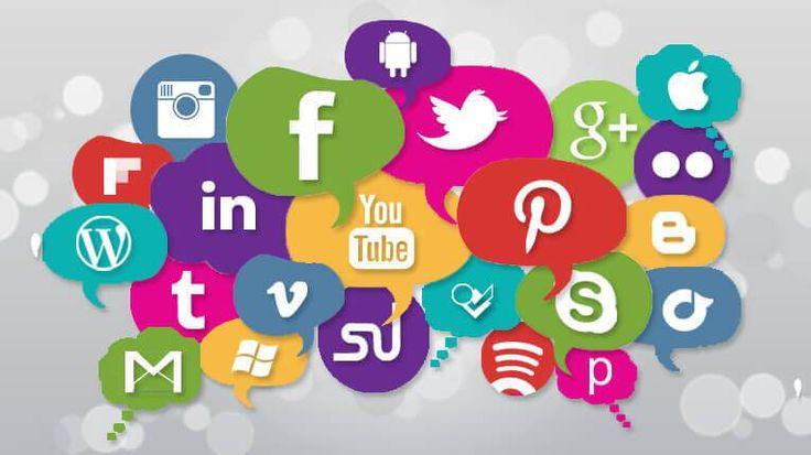 Statistikk over sosiale medier 2015