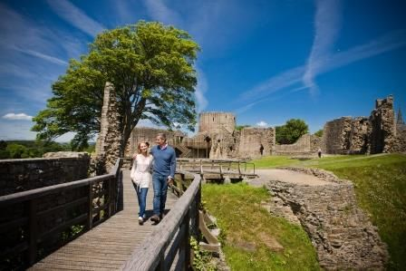 Go back to the 12th century with a trip out to the spectacular Barnard Castle. For more information visit: http://www.thisisdurham.com/things-to-do/barnard-castle-p22791