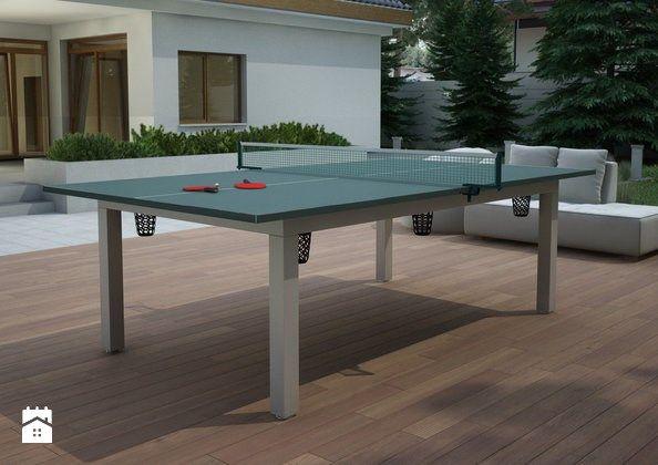 Stół bilardowy i tenis 2 w 1 - zdjęcie od Lissy - Ogród - Styl Nowoczesny - Lissy